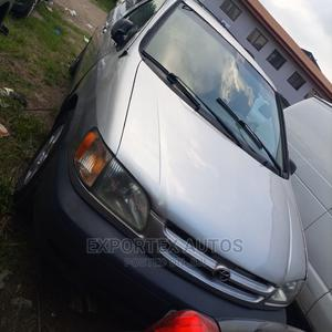Toyota Sienna 2000 Silver | Cars for sale in Lagos State, Ikeja