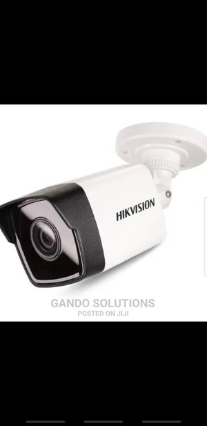 Hikvision DS-2CD1023G0-I 2MP IR Network Bullet CCTV Camera | Security & Surveillance for sale in Lagos State, Ikeja
