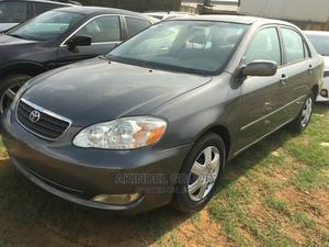 Toyota Corolla 2007 CE Gray   Cars for sale in Lagos State, Gbagada
