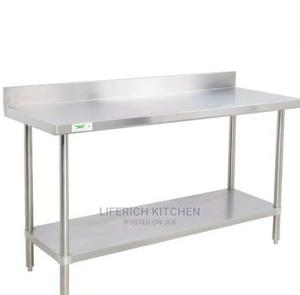 Stainless Steel With Under   Restaurant & Catering Equipment for sale in Lagos State, Ikeja