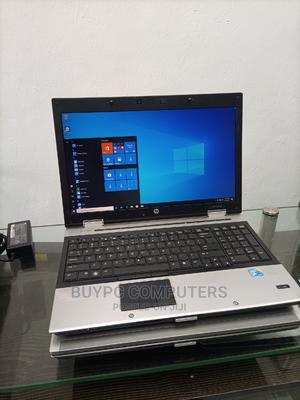 Laptop HP EliteBook 8540P 6GB Intel Core I7 HDD 500GB | Laptops & Computers for sale in Lagos State, Surulere