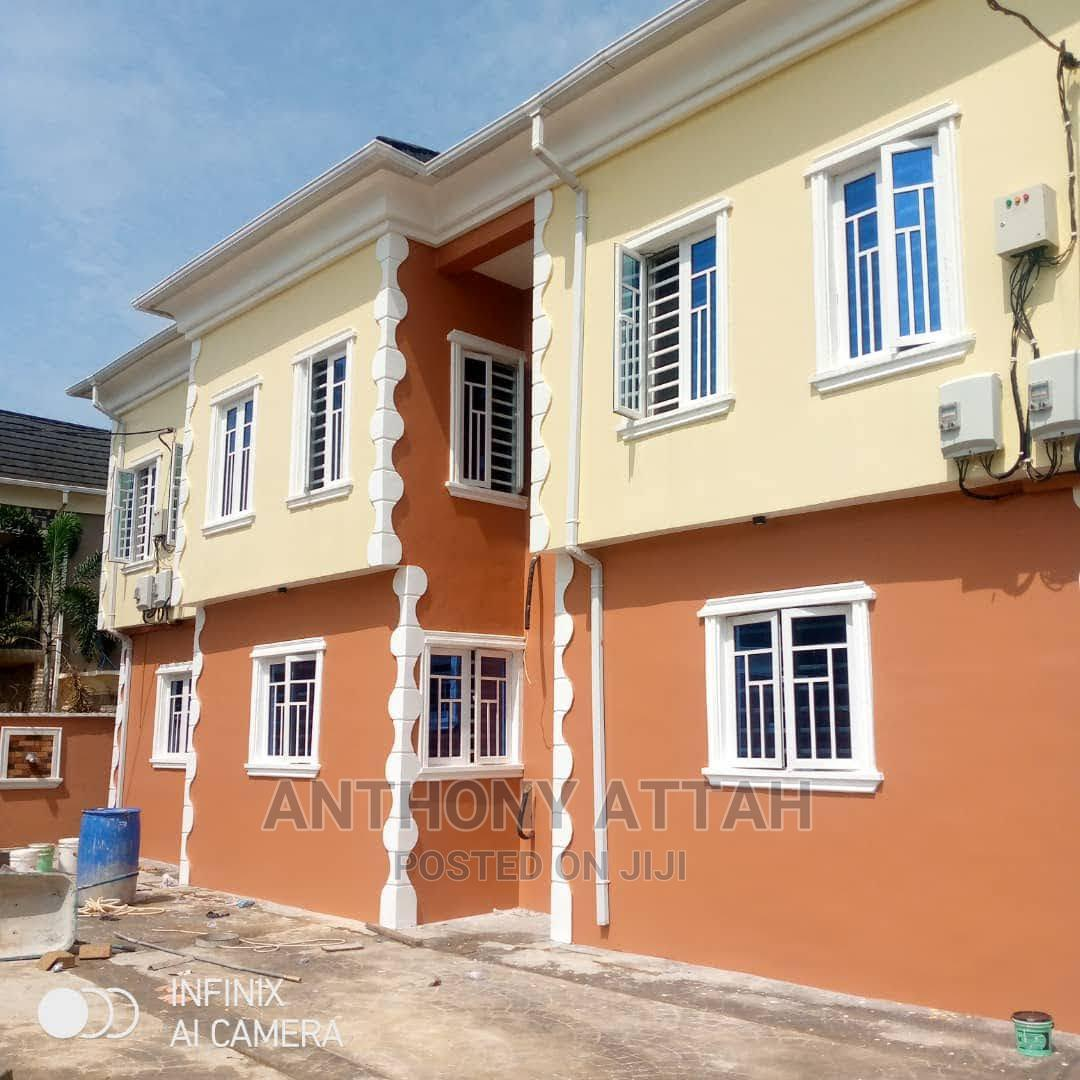 Furnished 2bdrm Block of Flats in Amule Ashipa Road, Ipaja for Rent