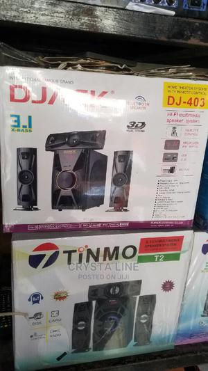 Djack Home Theater   Audio & Music Equipment for sale in Lagos State, Alimosho