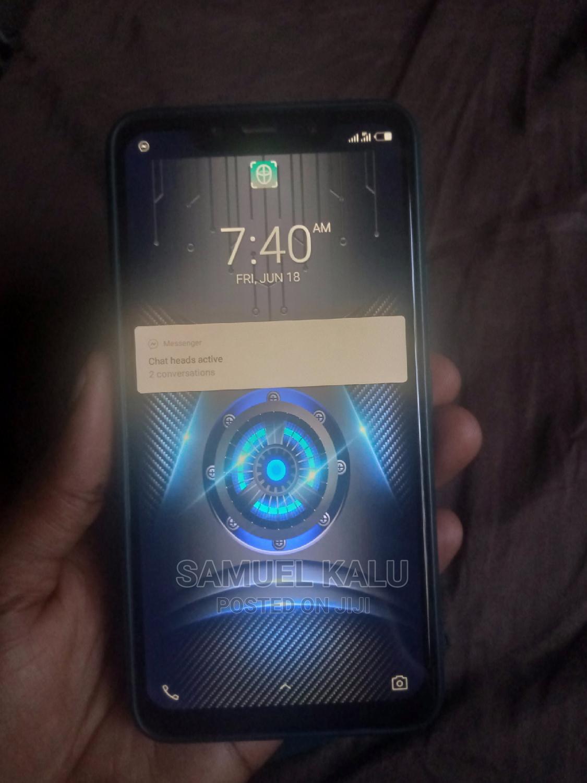 Infinix Hot 7 Pro 32 GB Black | Mobile Phones for sale in Umuahia, Abia State, Nigeria