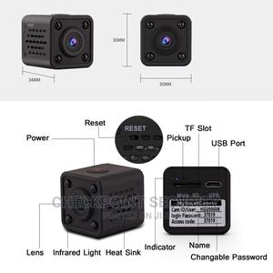 EQ9 Battery Back Up Mini Wireless IP Camera   Security & Surveillance for sale in Lagos State, Ikeja