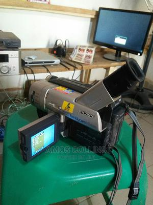 Sony Video Camera   Photo & Video Cameras for sale in Edo State, Benin City