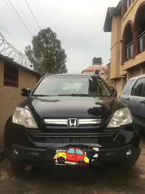 Honda CR-V 2009 Black | Cars for sale in Delta State, Aniocha North