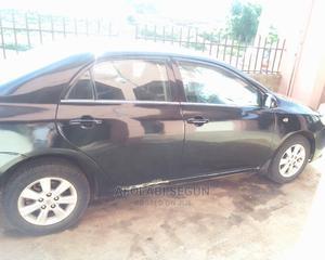Toyota Corolla 2009 1.4 Advanced Black   Cars for sale in Kwara State, Ilorin South