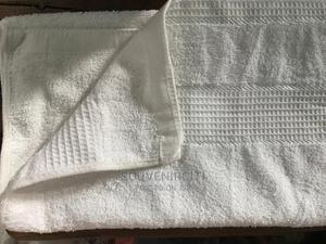 Medium Size Plain White High Quality Towel- Moq 50pcs | Home Accessories for sale in Lagos State, Surulere