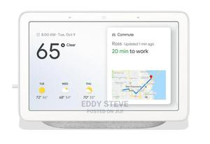 Almost New Google Nest Hub 2nd Generation   Accessories & Supplies for Electronics for sale in Lagos State, Alimosho