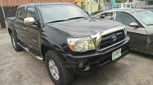 Toyota Tacoma 2007 Black | Cars for sale in Lagos State, Amuwo-Odofin