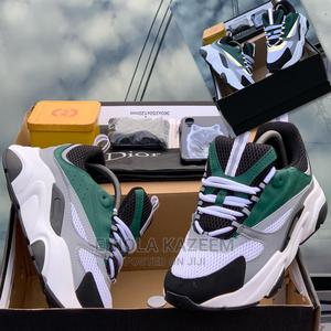 High Quality Designer Leather Sneakers Christian Dior | Shoes for sale in Lagos State, Lagos Island (Eko)