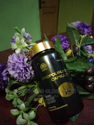Propolis Lecithin Herbal Supplements Cure Asthma   Vitamins & Supplements for sale in Lagos State, Ikeja
