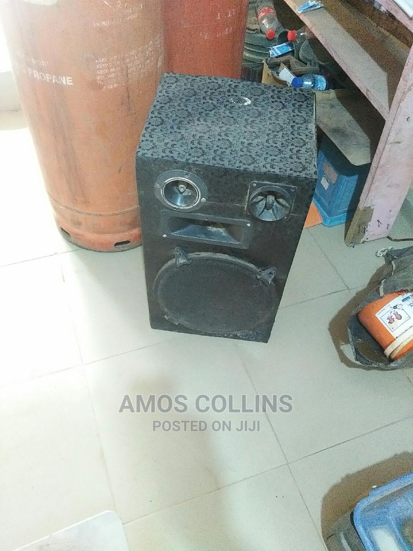 Archive: Outdoor Speaker