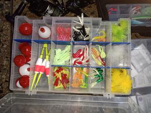 Fishing Baits And Reels   Camping Gear for sale in Lagos State, Surulere