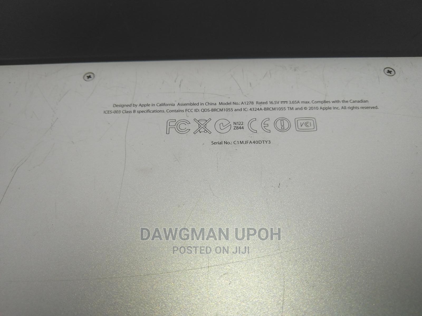 Archive: Laptop Apple MacBook Pro 2013 8GB Intel Core I5 HDD 500GB