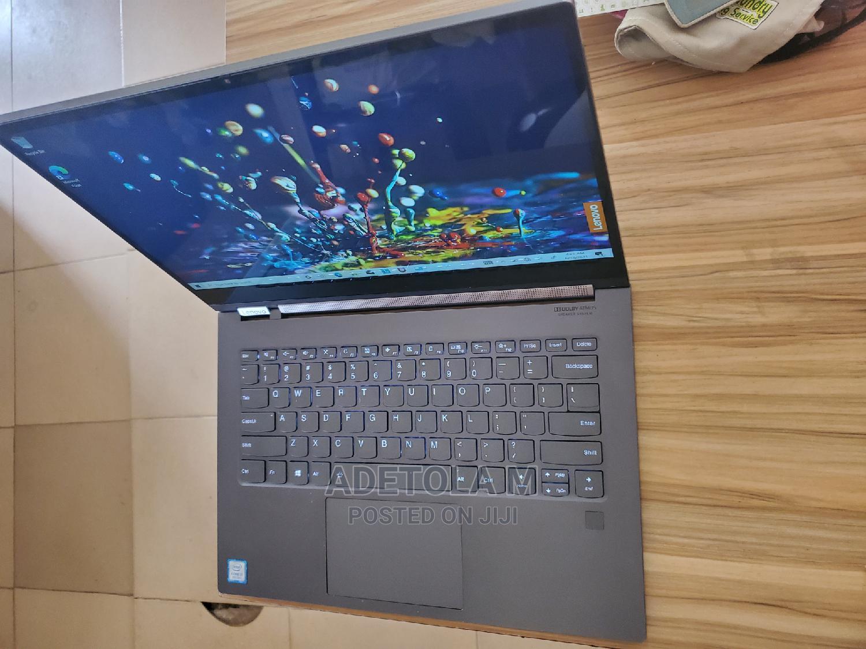 Archive: Laptop Lenovo ThinkPad Yoga 12GB Intel Core I7 SSD 256GB