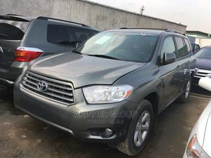 Toyota Highlander 2009 V6 Gray | Cars for sale in Lagos State, Gbagada