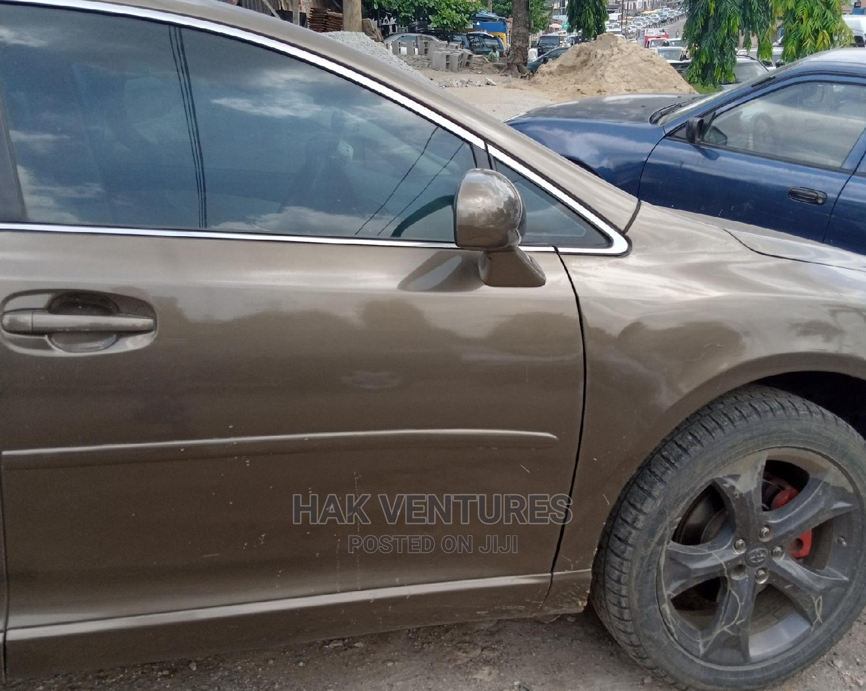 Toyota Venza 2012 Gray