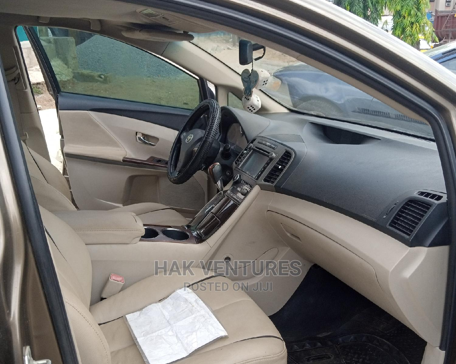 Toyota Venza 2012 Gray | Cars for sale in Ogba, Lagos State, Nigeria