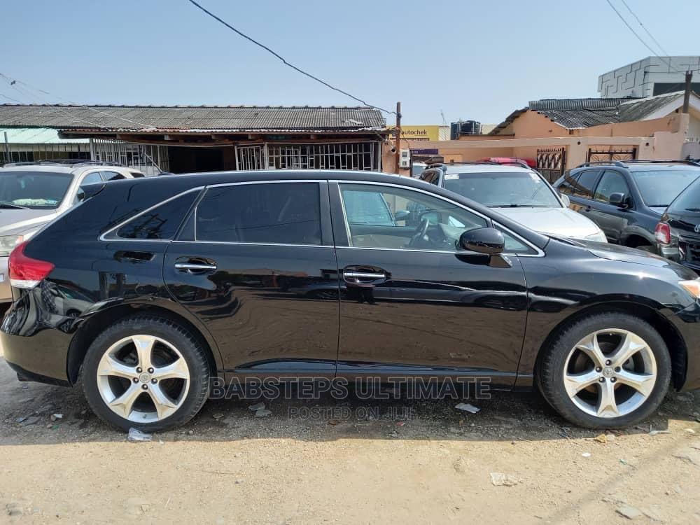 Toyota Venza 2010 Black | Cars for sale in Surulere, Lagos State, Nigeria
