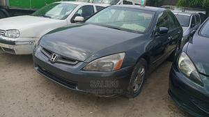 Honda Accord 2003 Gray   Cars for sale in Lagos State, Amuwo-Odofin
