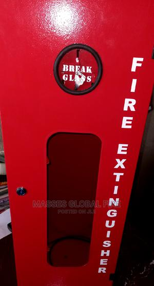 Extinguisher Box   Safetywear & Equipment for sale in Lagos State, Apapa