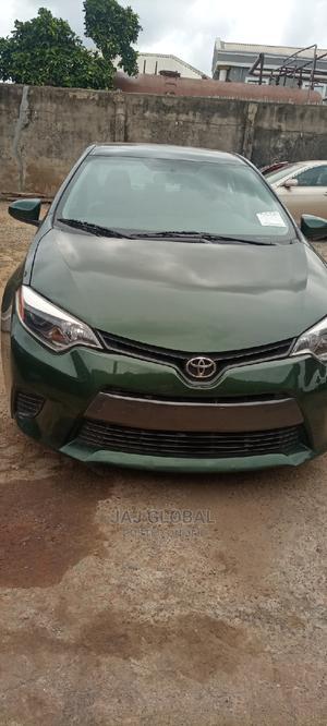 Toyota Corolla 2015 Green | Cars for sale in Lagos State, Ikotun/Igando