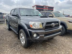 Toyota Tacoma 2011 Double Cab V6 Automatic Gray   Cars for sale in Lagos State, Ojodu