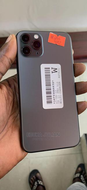Apple iPhone 11 Pro 512 GB Gray | Mobile Phones for sale in Lagos State, Ikeja