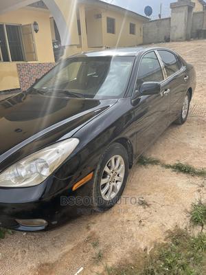 Lexus ES 2002 300 Black | Cars for sale in Oyo State, Ibadan