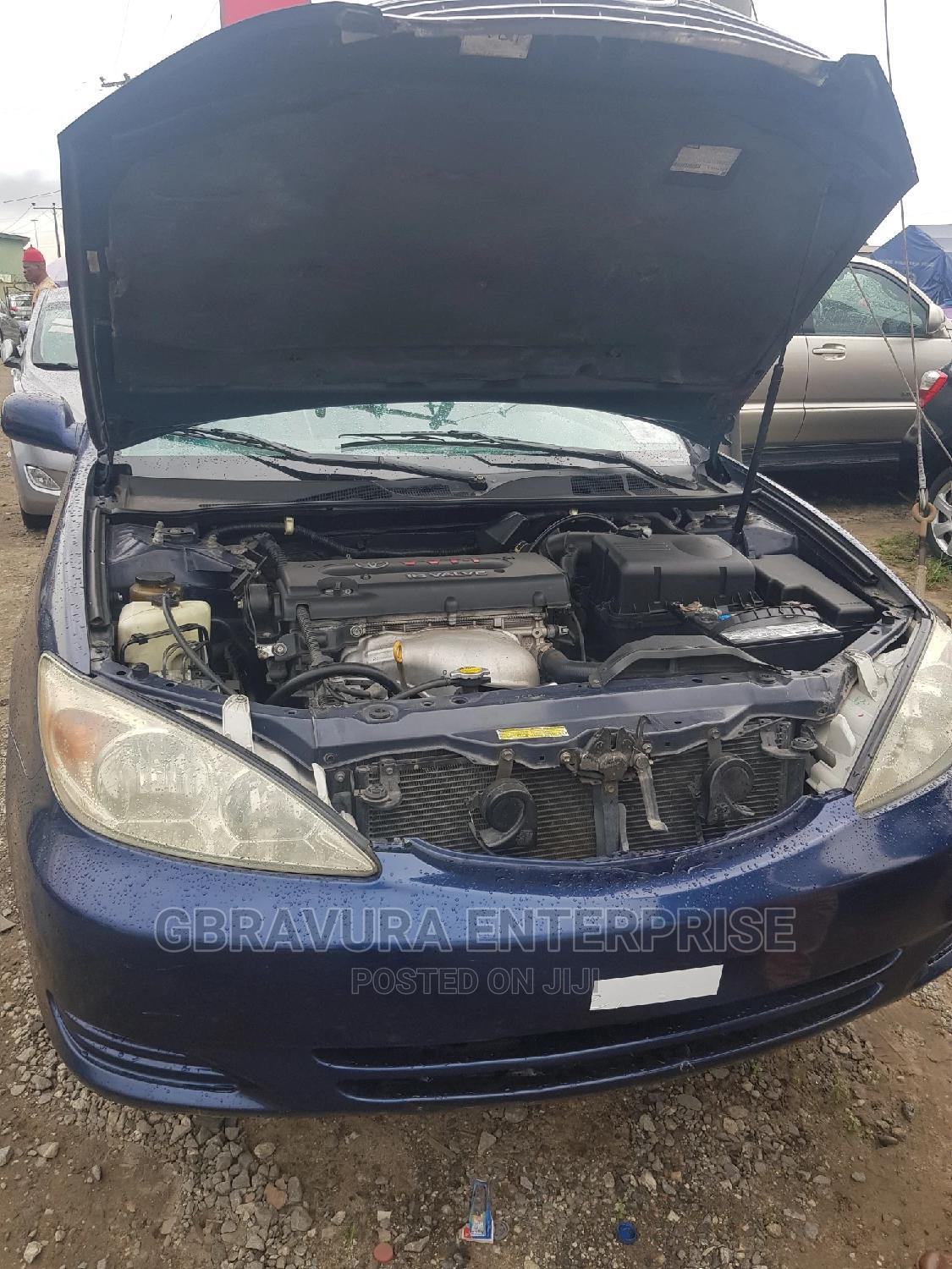 Toyota Camry 2003 Blue | Cars for sale in Apapa, Lagos State, Nigeria