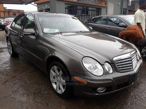 Mercedes-Benz E350 2008 Gray   Cars for sale in Lagos State, Ikeja