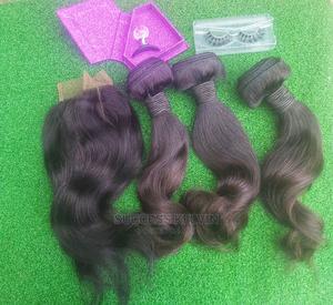 Grade 10A Human Hair | Hair Beauty for sale in Lagos State, Ifako-Ijaiye