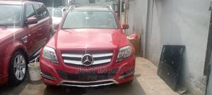 Mercedes-Benz GLK-Class 2012 350 4MATIC Red | Cars for sale in Lagos State, Ikeja