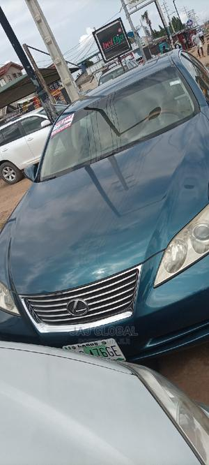Lexus ES 2009 350 Blue   Cars for sale in Lagos State, Isolo