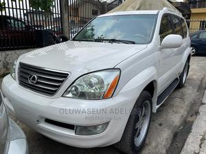Lexus GX 2005 470 Sport Utility White | Cars for sale in Lagos State, Ojodu
