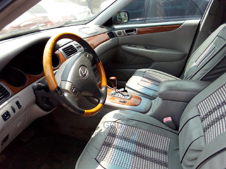 Lexus ES 2005 330 Green | Cars for sale in Ikeja, Lagos State, Nigeria