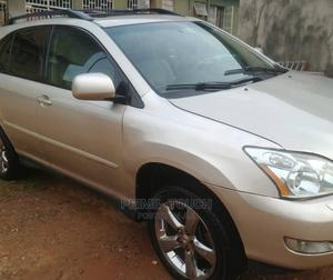 Lexus RX 2009 350 AWD Gold | Cars for sale in Lagos State, Surulere