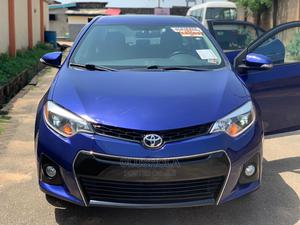Toyota Corolla 2016 Blue   Cars for sale in Lagos State, Alimosho