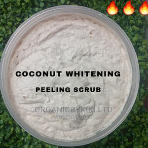 Coconut and Peeling Scrub | Skin Care for sale in Lagos State, Surulere