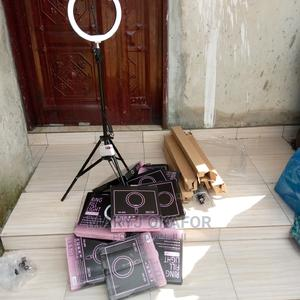 10inch Ring Light With Tripod | Accessories & Supplies for Electronics for sale in Rivers State, Port-Harcourt