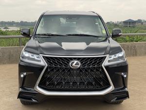 Lexus LX 2012 570 Black | Cars for sale in Abuja (FCT) State, Jahi