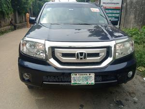 Honda Pilot 2011 EX 4dr SUV (3.5L 6cyl 5A) Blue | Cars for sale in Lagos State, Ikeja