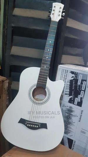 39 Acoustic Guitar | Musical Instruments & Gear for sale in Lagos State, Ojo