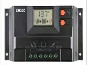 30A 12v/24v Talker Solar Charge Controller,With USB,Battery | Accessories & Supplies for Electronics for sale in Lagos State, Ojo