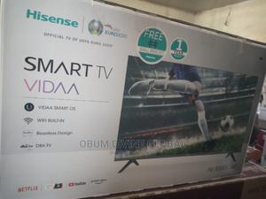 "Hisense Smart Television 43"" | TV & DVD Equipment for sale in Abuja (FCT) State, Kubwa"