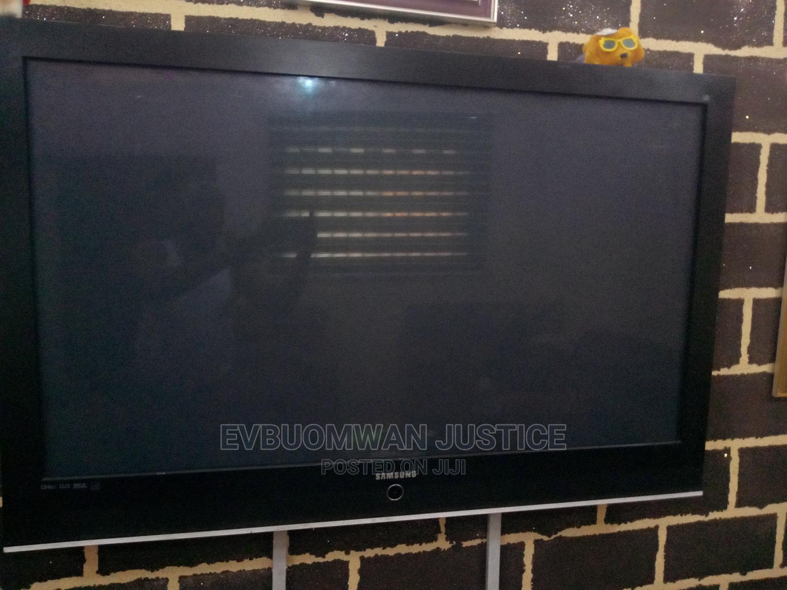 "Archive: Original Samsung 50"" Plasma Tv"
