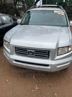 Honda Ridgeline 2006 RTS Silver   Cars for sale in Lagos State, Ikotun/Igando