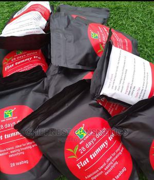 28 Days Detox Flat Tummy Tea   Vitamins & Supplements for sale in Lagos State, Amuwo-Odofin